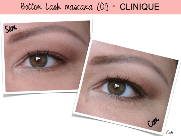 bottom lash Clinique | NND