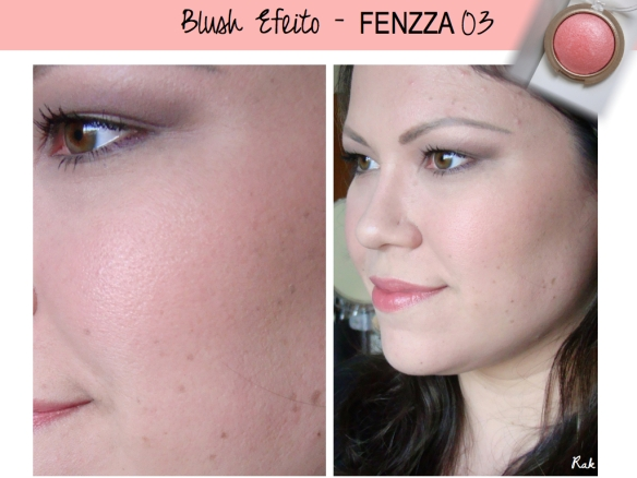 Fenzza Blush Efeito | NND