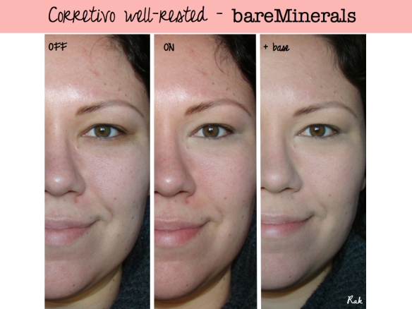 Well rested bareMinerals | NND