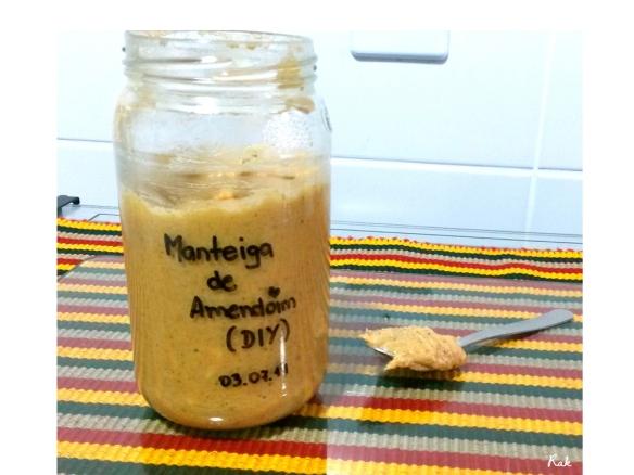 Manteiga de amendoim DIY / NND