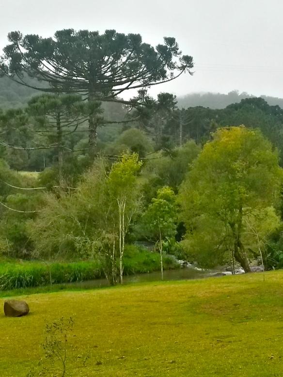 Caminhos de Pedra - Casa Vanni paisagem
