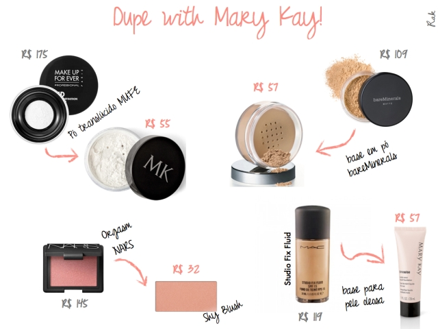 Dupe Mary Kay |NND