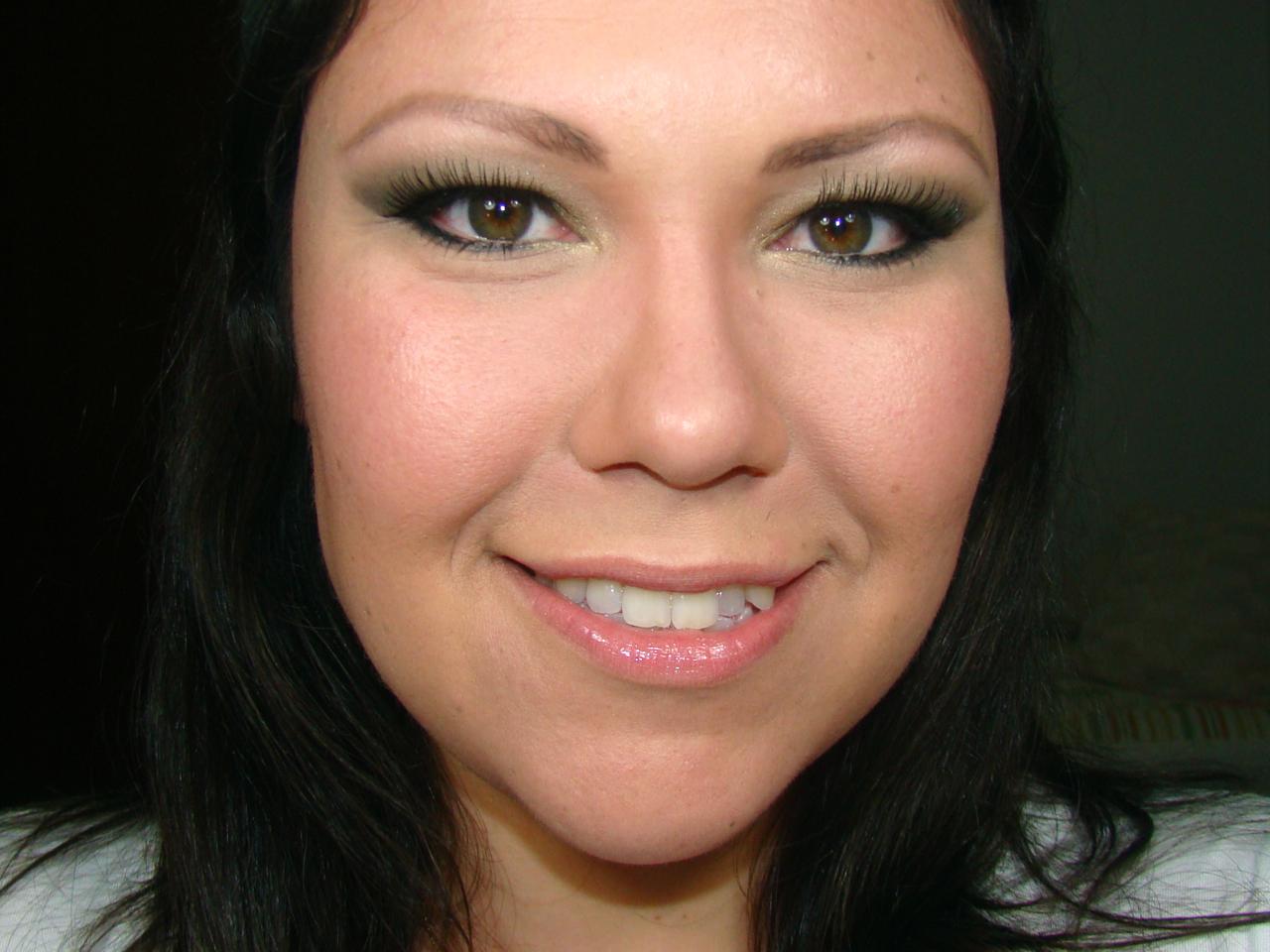 maquiagem Balada pós Natal | NND