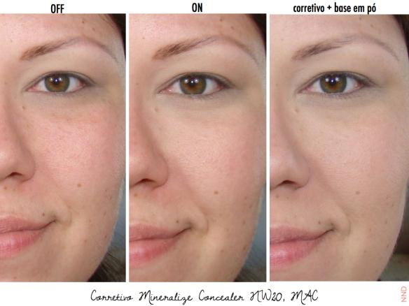 Mineralize Concealer MAC | NND