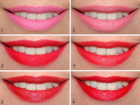 Batons e dentes amarelados |NND