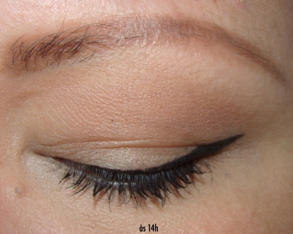 Ultimate Pen Eyeliner, Kiko (antes e depois) |NND.002