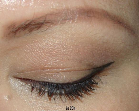 Ultimate Pen Eyeliner, Kiko (antes e depois) |NND.003