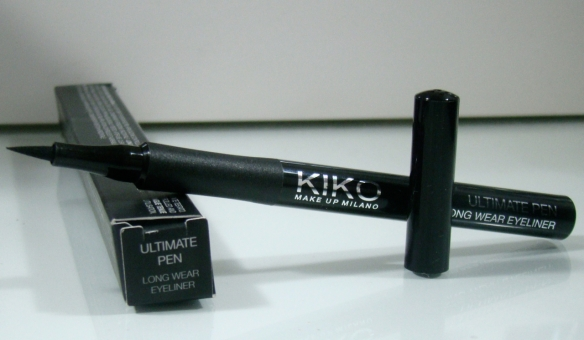 Ultimate Pen Eyeliner, Kiko |NND