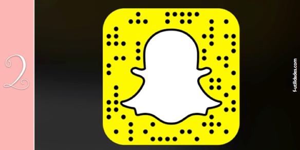 Perfis para seguir no Snapchat