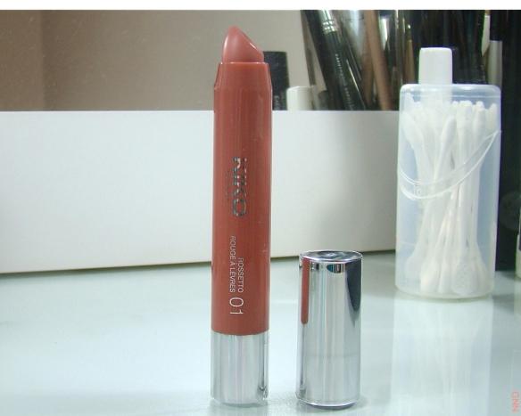 Kiko Frosted Lipstick