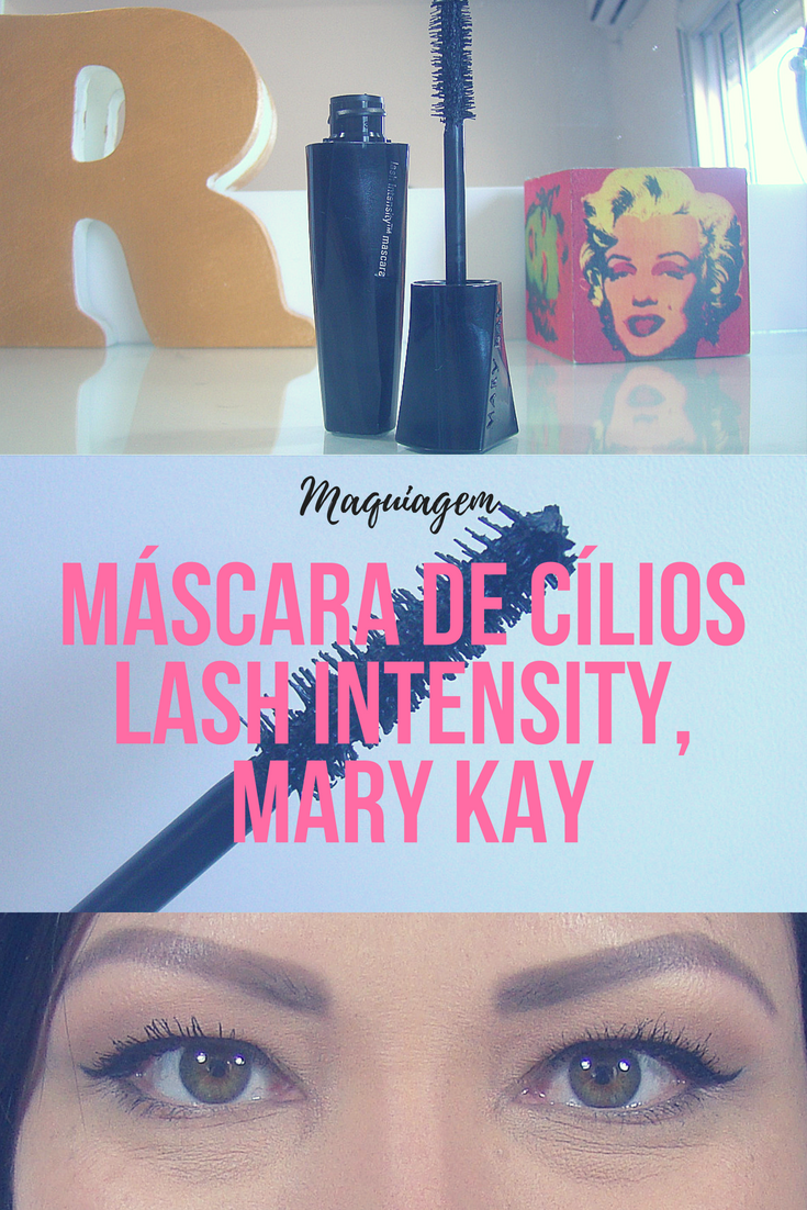 Máscara de Cílios Lash Intensity, Mary Kay